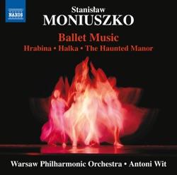 Album: Moniuszko Ballet Music by Warsaw Philharmonic
