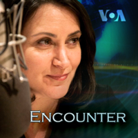 Podcast cover art of Encounter  - Voice of America