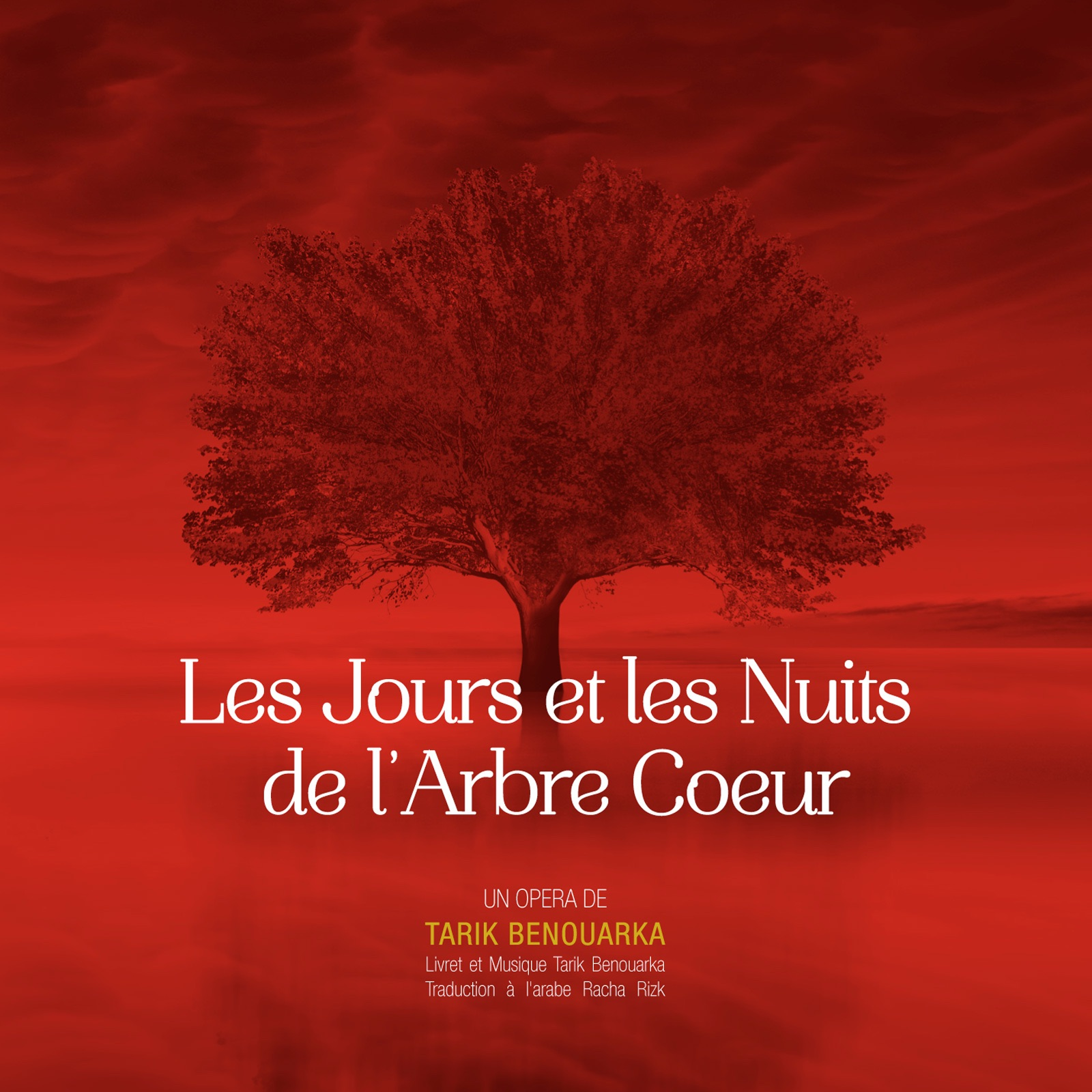 Tarik Benouarka-days And Nights Of The Heart Tree-07-neither Day Nor Night (feat. Orchestre Pasdeloup)