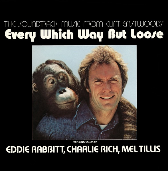 Cover art for Every Which Way But Loose