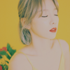 TAEYEON - My Voice - The 1st Album artwork