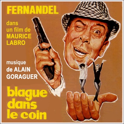 Blague dans le coin - EP - Alain Goraguer