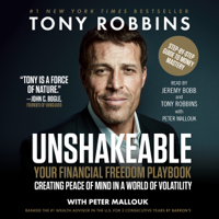 Unshakeable: Your Financial Freedom Playbook (Unabridged) Audio Book