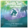 Should've Been Me (The Remixes / Pt. 1) [feat. Kyla & Popcaan] - EP, Naughty Boy