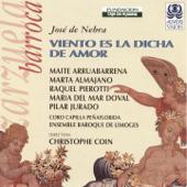Viento Es la Dicha de Amor, Act I: Zagales de la Arcadia (Dúo) (Liriope, Amor)