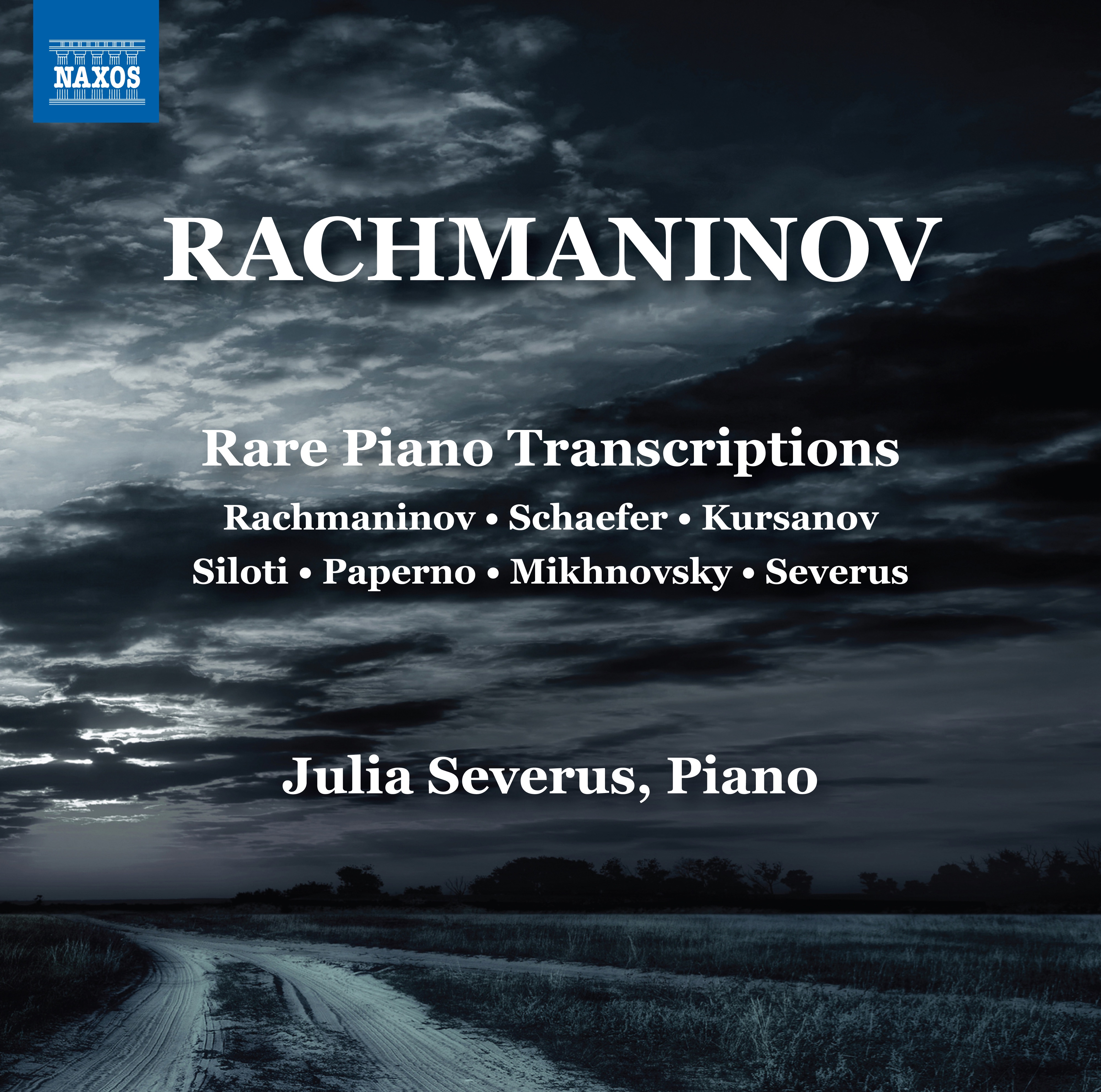 15 Songs, Op. 26: No. 12, Night Is Mournful (Transcr. D. Paperno for Piano)