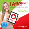 Polyglot Planet - Italienisch Lernen:  Einfach Lesen, Einfach Hören [Learn Italian: Easy Reading, Easy Listening]: Paralleltext: Italienisch Audio-Sprachkurs Nr. 1 [Parallel Text: Italian-Audio-Course, No.1] (Unabridged) Grafik