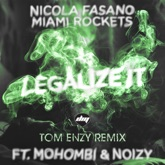 Legalize It (feat. Mohombi & Noizy) [Tom Enzy Remix] - Single