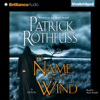 Patrick Rothfuss - The Name of the Wind: Kingkiller Chronicles, Day 1 (Unabridged)  artwork