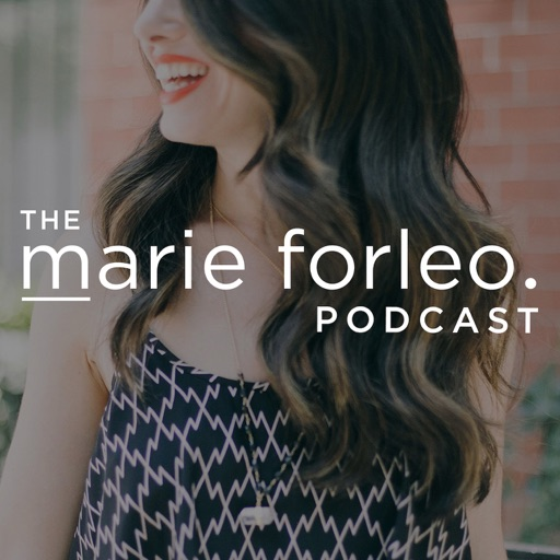 Cover image of The Marie Forleo Podcast