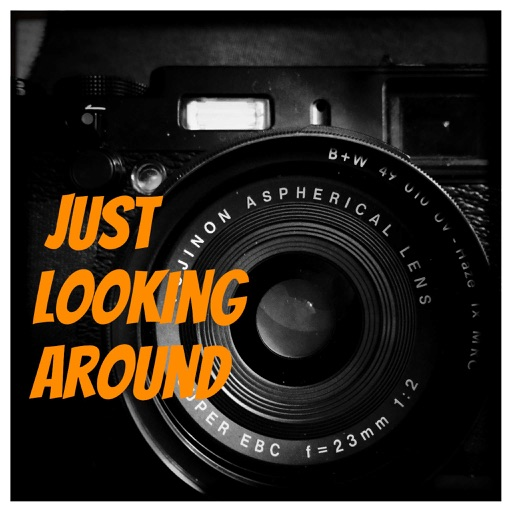 Cover image of Just Looking Around - A Photography Podcast