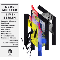 Various Artists - Neue Meister Live in Berlin artwork