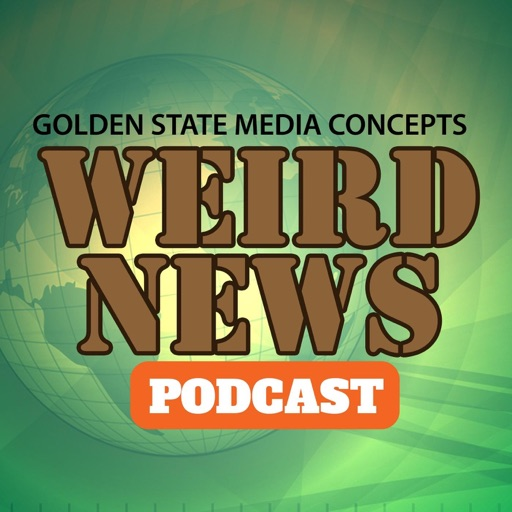Cover image of GSMC Weird News Podcast