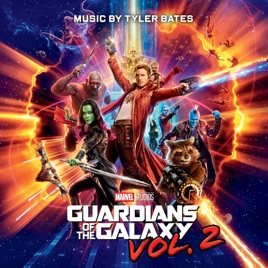 guardians of the galaxy vol 2 original score by tyler bates on