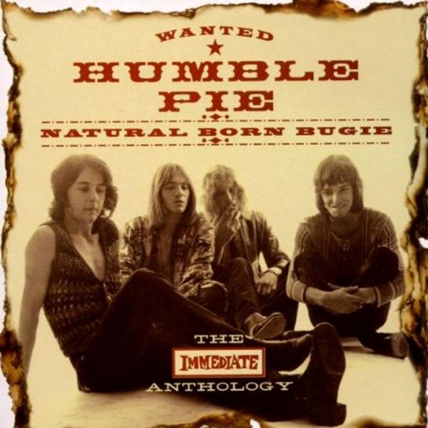 Humble Pie - Natural Born Bugie