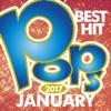 ポップス・ベスト・ヒット2017年1月 - EP ジャケット画像