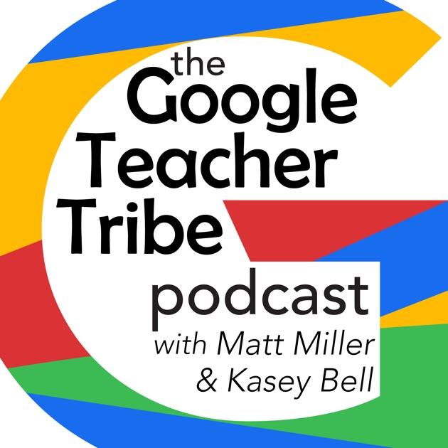 Image result for google teacher tribe podcast jpg