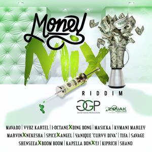 Various Artists - Money Mix Riddim