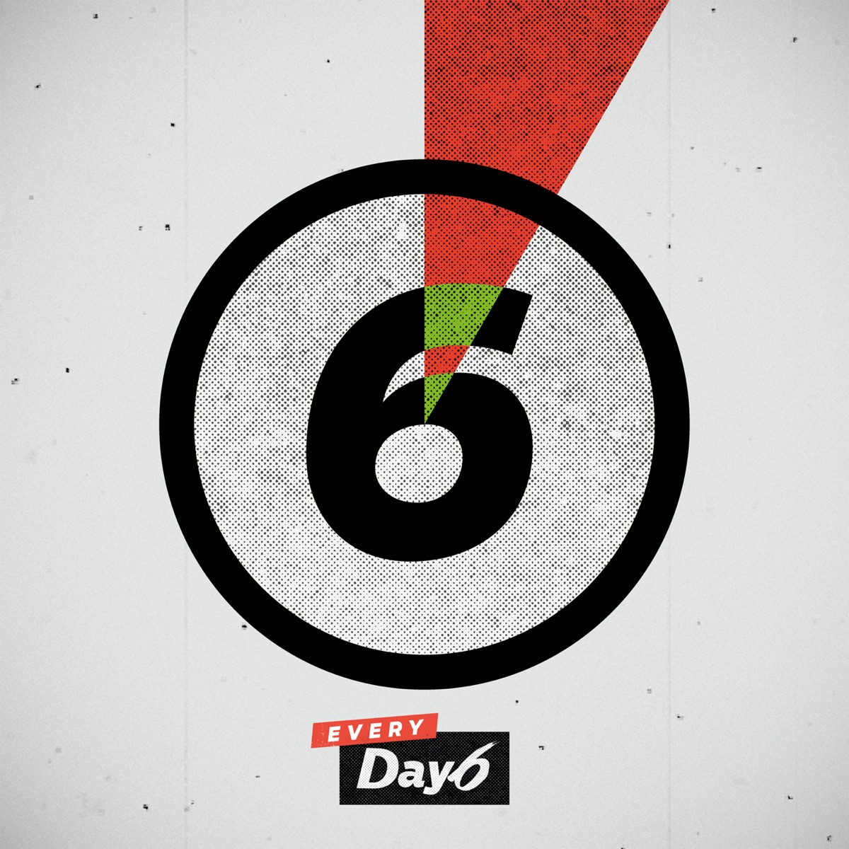 Every DAY6 January - Single Album Cover by DAY6