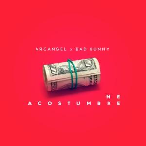 Me Acostumbré (feat. Bad Bunny) - Single Mp3 Download