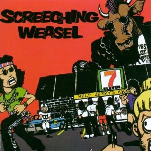 Screeching Weasel - Raining Needles