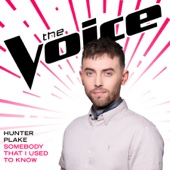 Somebody That I Used To Know (The Voice Performance) - Hunter Plake