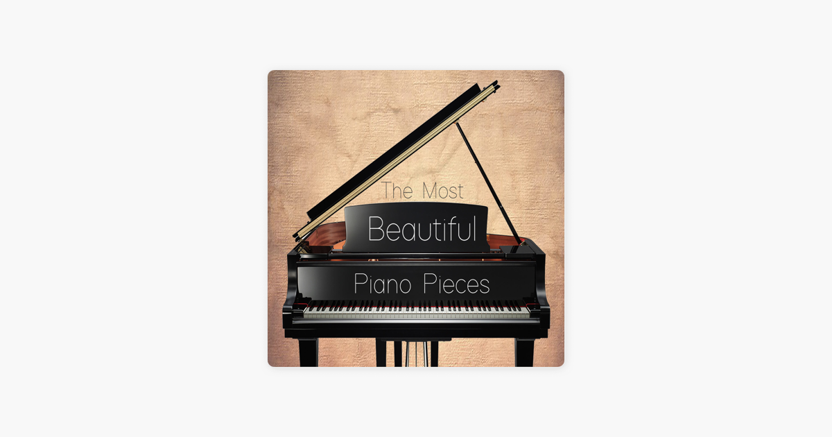 The Most Beautiful Piano Pieces by Giovanni Umberto Battel