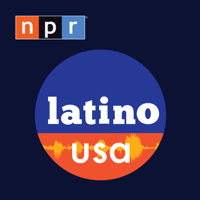 Podcast cover art for Latino USA