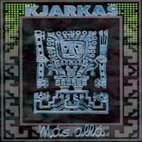 K'Jarkas - Más Allá (En Vivo) artwork