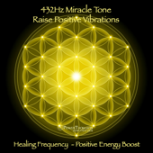 432Hz Miracle Tone: Raise Positive Vibrations  Healing Frequency (Positive Energy Boost)-PowerThoughts Meditation Club