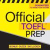 Official TOEFL Prep (Unabridged) - Official Test Prep Content Team