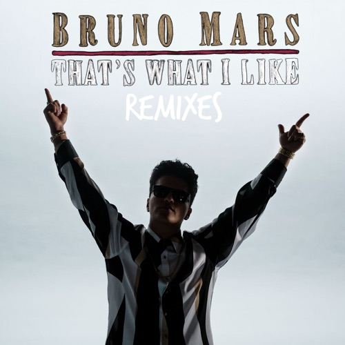 Bruno Mars - That's What I Like (PARTYNEXTDOOR Remix) - Single