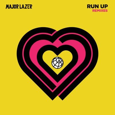 Run Up Remixes (feat. PARTYNEXTDOOR & Nicki Minaj) - Single - Major Lazer