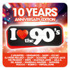 Various Artists - I Love the 90's - 10th Anniversary Edition artwork