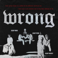 Wrong (feat. A$AP Rocky & A$AP Ferg) - Single Mp3 Download