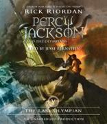 Download The Last Olympian: Percy Jackson, Book 5 (Unabridged) Audio Book
