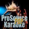 ProSource Karaoke Band - Heal the World (Originally Performed By Michael Jackson) [Instrumental] artwork