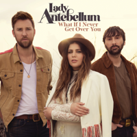 Album What If I Never Get Over You - Lady Antebellum