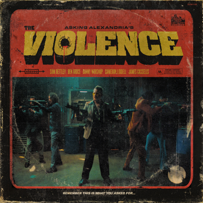 The Violence - Asking Alexandria song