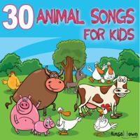 Tinsel Town Kids - 30 Animal Songs for Kids artwork