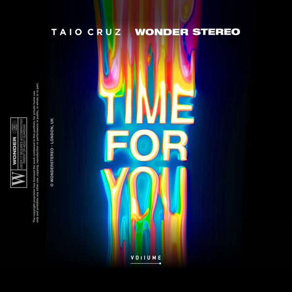 Time for You (feat. Wonder Stereo) - Single