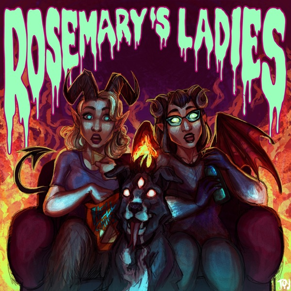 Ep  21 Stay Alive aka Rose Law – Rosemary's Ladies: A