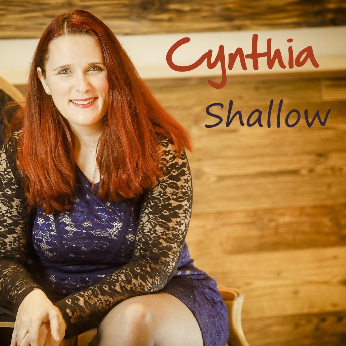 Shallow – A Star is Born - Lady Gaga - Single Cynthia Colombo CD cover
