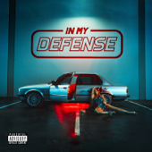 Iggy Azalea - In My Defense  artwork