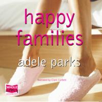 Adele Parks - Happy Families artwork