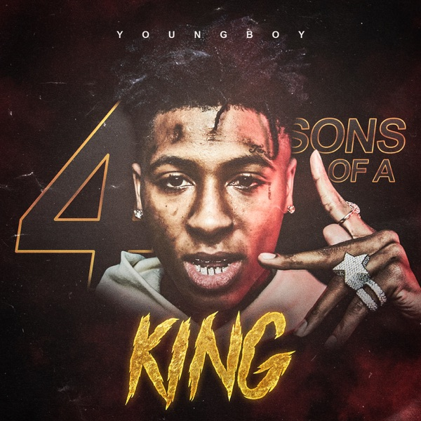 4 Sons of a King - Single