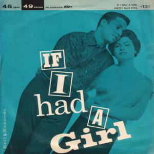 Frank Rich - If I Had a Girl