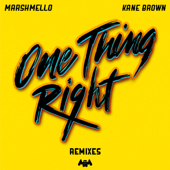 One Thing Right (PMP Remix) - Marshmello & Kane Brown