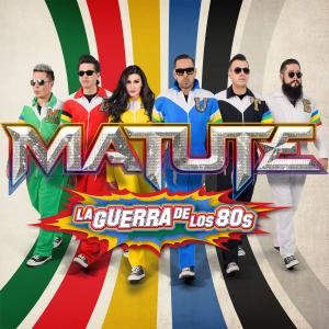 Matute - La Guerra de los 80s (En Vivo)