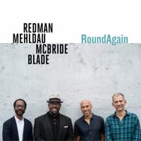 Joshua Redman, Brad Mehldau, Christian McBride & Brian Blade - RoundAgain artwork